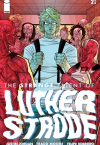 The Strange Talent of Luther Strode 2021